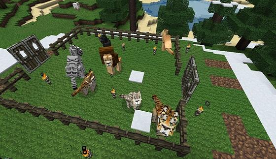 Minecraft 1. 4. 7 (+16 mods) скачать через торрент бесплатно.