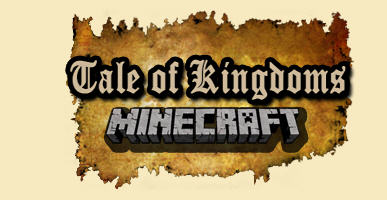 Мод Tale Of Kingdoms для Minecraft 1.6.4